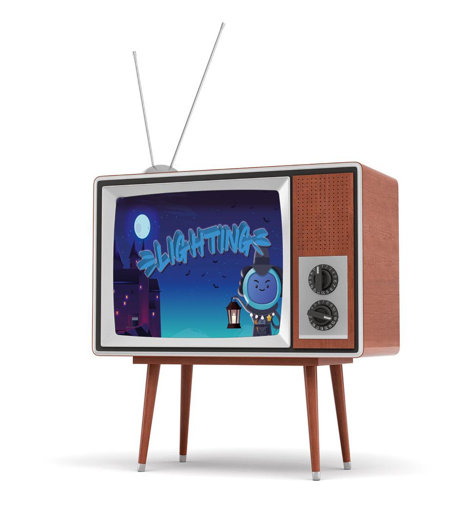 Lighting - TV